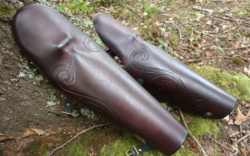 Greek Greaves