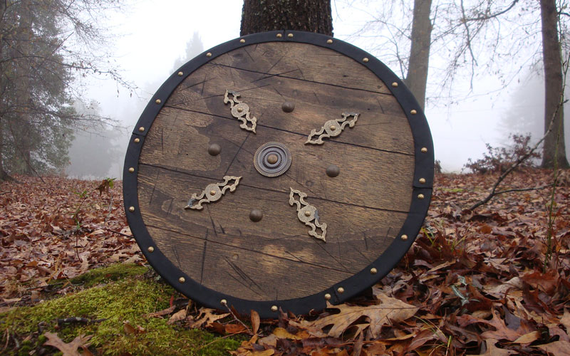 Wooden Shield
