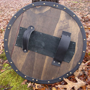 Wooden Shield 4